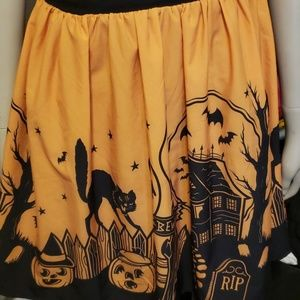 Spooky Halloween Dress